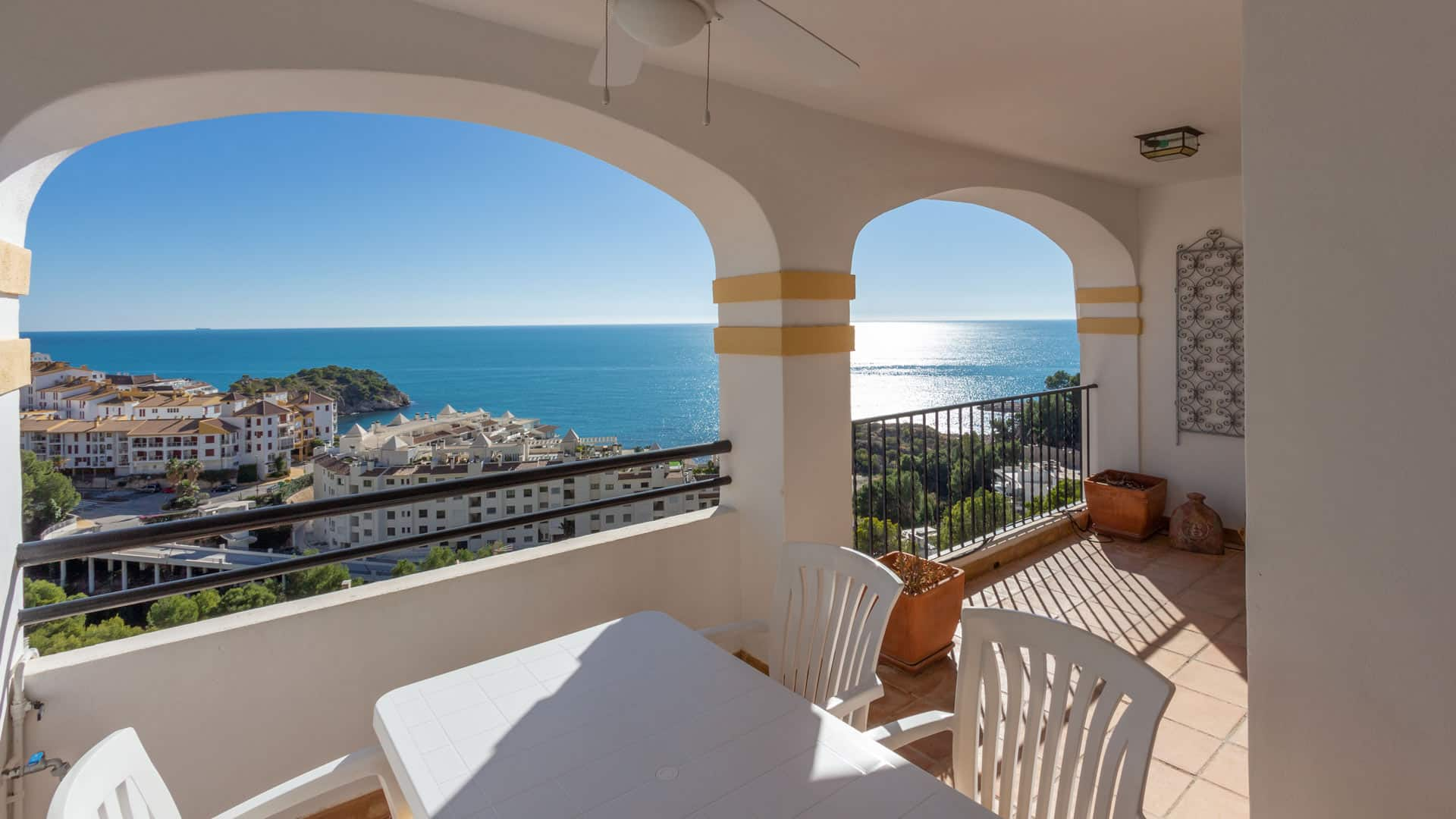 Apartamento en Altea con vistas al mar 1