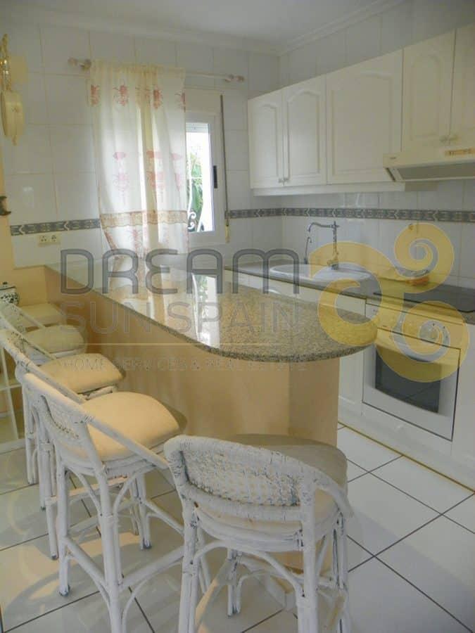 Cocina equipadaFitted kitchen