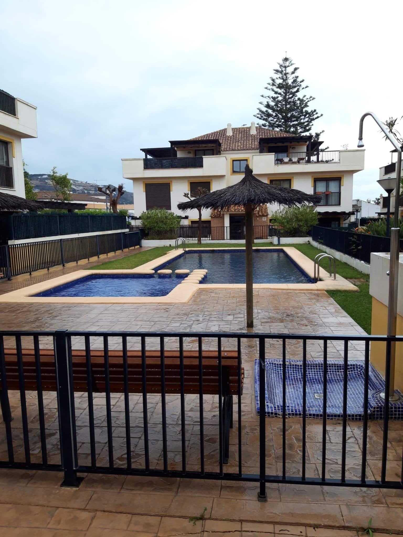 Apartamento en el puerto de Javea