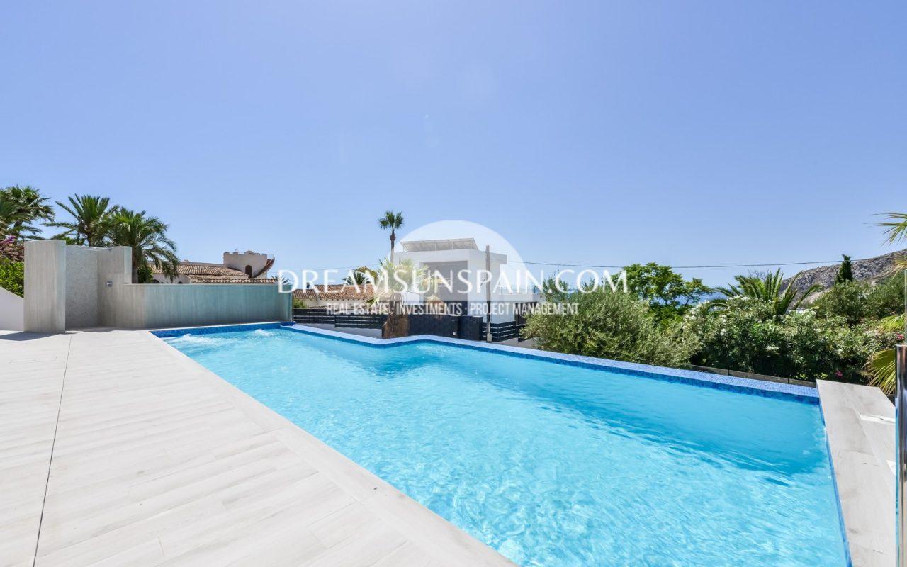Villa de lujo en Calpe 727m²