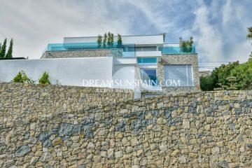 Villa de lujo en Calpe 900m²