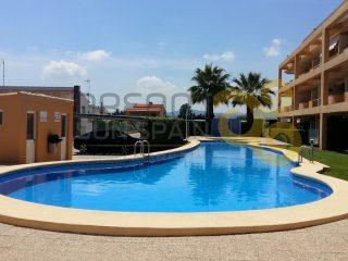 Apartamento en playa Las Marinas | DENIA