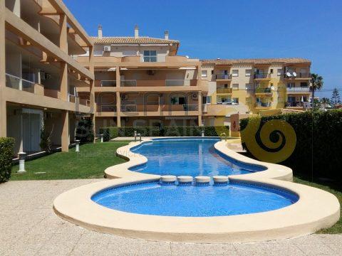 Apartamento en playa Las Marinas   DENIA