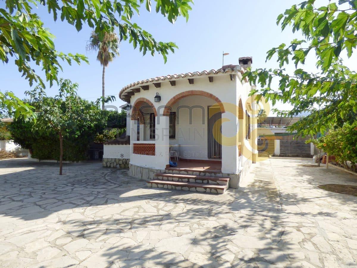 Villa en la playa Las Marinas | DENIA